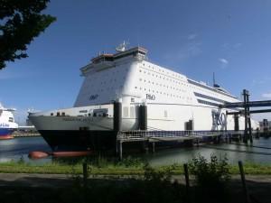 Pride of Hull, PO Ferries