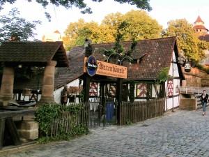 Hexenhausle beer garden