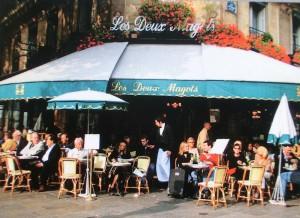 Les Deux Magots restaurant