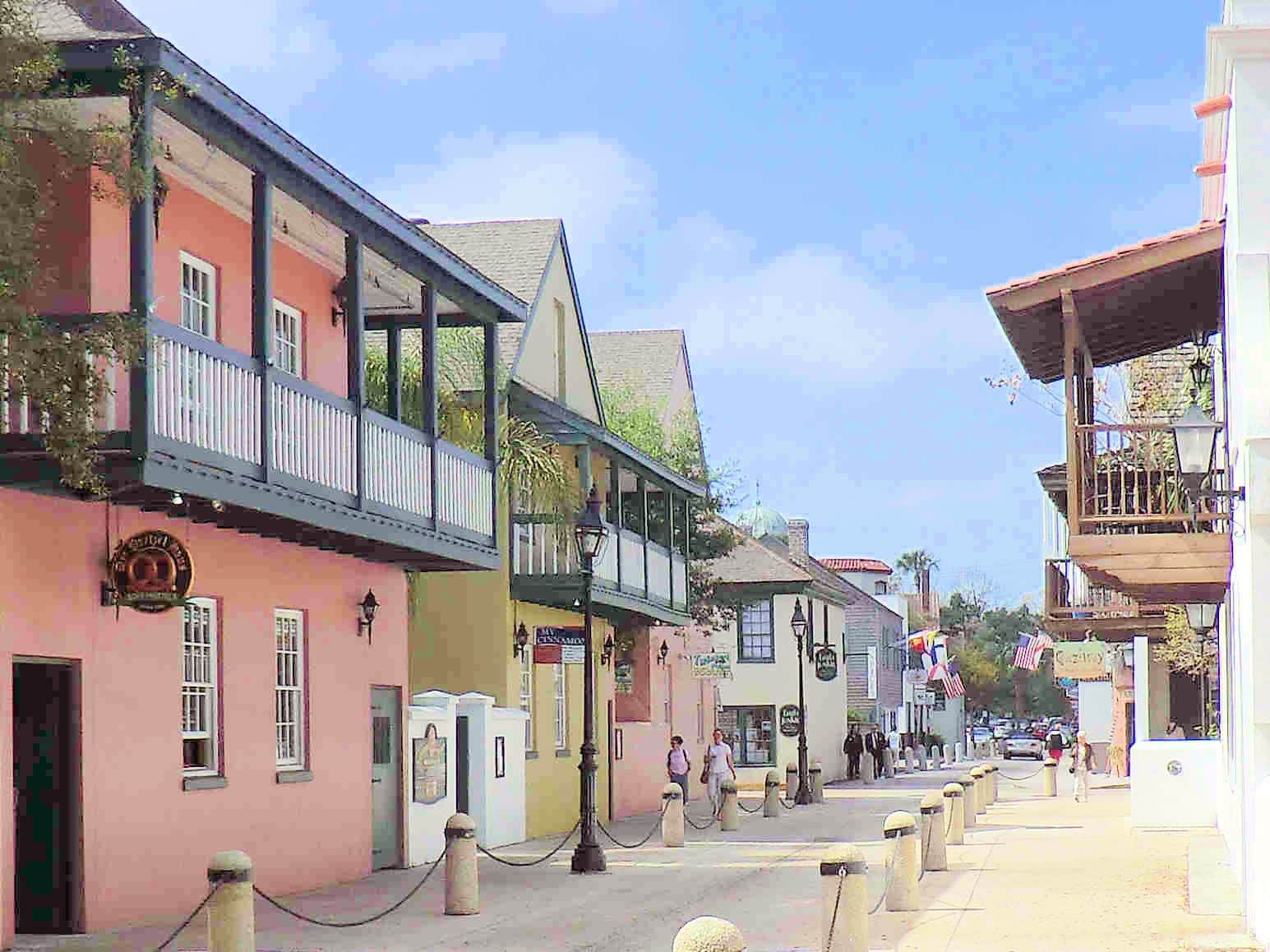 Hotels In Old Town St Augustine Fl