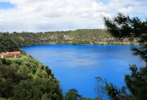 Blue Lake, South Australia