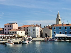 Fažana harbour