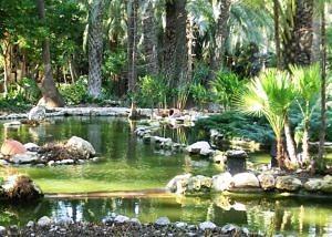 El Huerta del Cura gardens