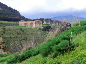 Doric Temple at Segesta