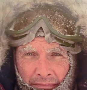 AA Gill in the Arctic