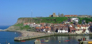 Whitby Abbey and Church of St Mary