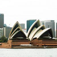Travel insurance - Sydney Opera House