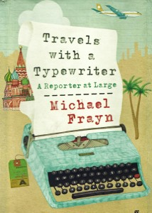 Travels witha Typewriter - Book Cover
