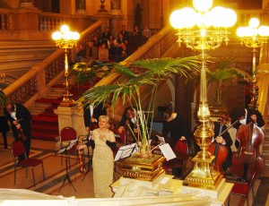 Concert in the National Museum