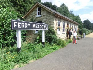 Ferry Meadows Station