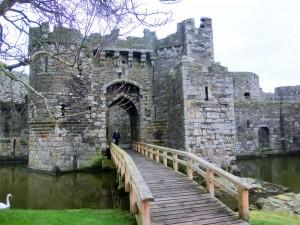 Baeumaris Castle - CADW
