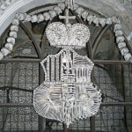 Coat of Arms in the Ossuary
