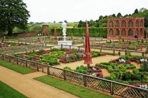 Elizabethan Garden, Kenilworth Castle