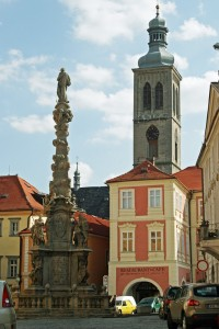 The Marian Plague Column