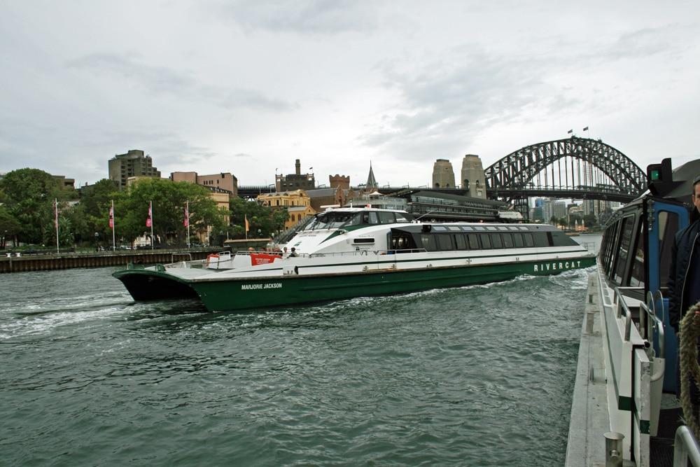 sydney parramatta ferry - photo#13