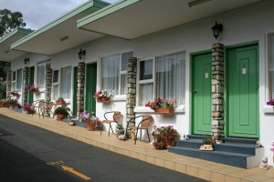 White Manor Motel in Cooma