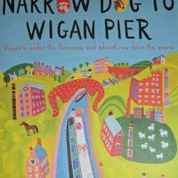 Narrow Dog to Wigan Pier - Book Cover