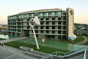 Holiday Ideas - Holiday Inn Santiago, Chile