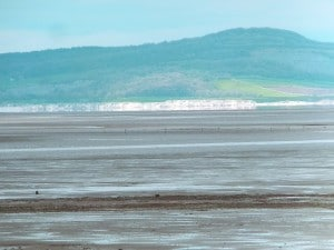 Treacherous sands of Morecambe Bay