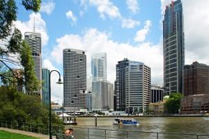 Central Brisbane