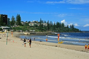 Caloundra on the Sushine Coast