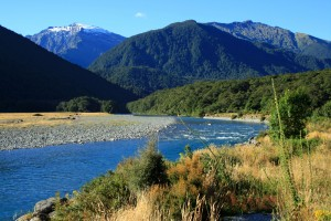 New Zealand South Island - A Photographer's Paradise - Near the Haarst Pass