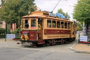Christchurch Tramways