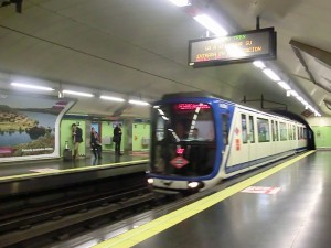 Madrid Metro - Efficient and Inexpensive Service