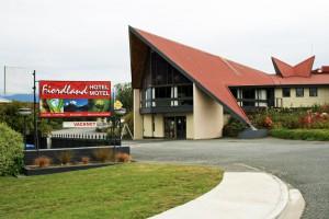 Fjordland Motel in Te Anau