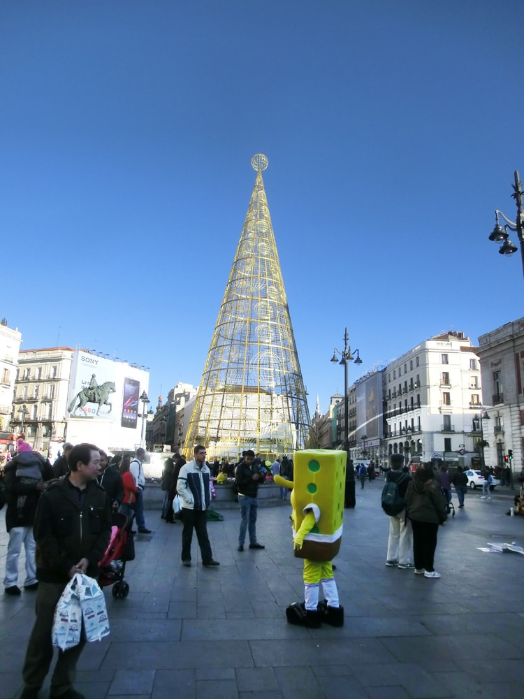 Madrid in november palaces parks and paseos short break - Autoescuela gala puerta del sol ...