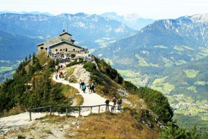 Writing Competition - The Eagle's Nest near Berchtesgaden, Bavaria