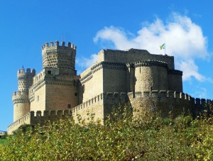 Castle of the Mendoza