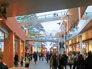 Liverpool ONE - It is like a new city