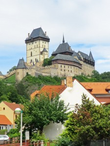 Pounds: Karlstejn Castle, Czech Republic - Cheapest European Country