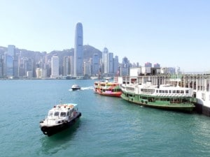 tar Ferry Terminal Kowloon