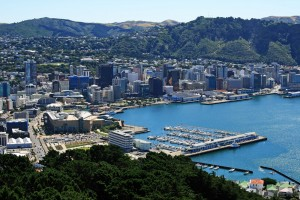 New Zealand North Island - Wellington