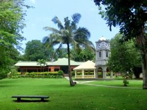 Clock Tower and Fiji Museum