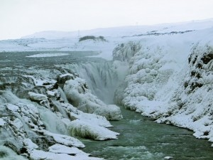 Upper part of Gullfoss