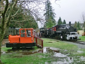 Northwest Rail Museum