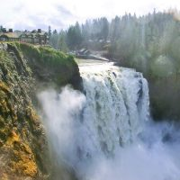Destination - Snoqualmie Falls