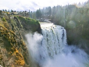 Destination - Snoqualmie Falls