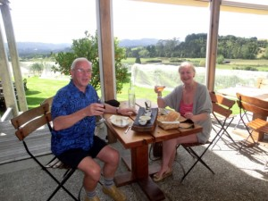 Wine Tasting at Ransom Wines