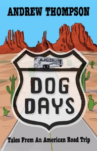 Dog Days Book Cover