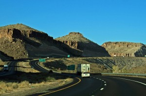 Road Travel: Los Angeles to the Grand Canyon