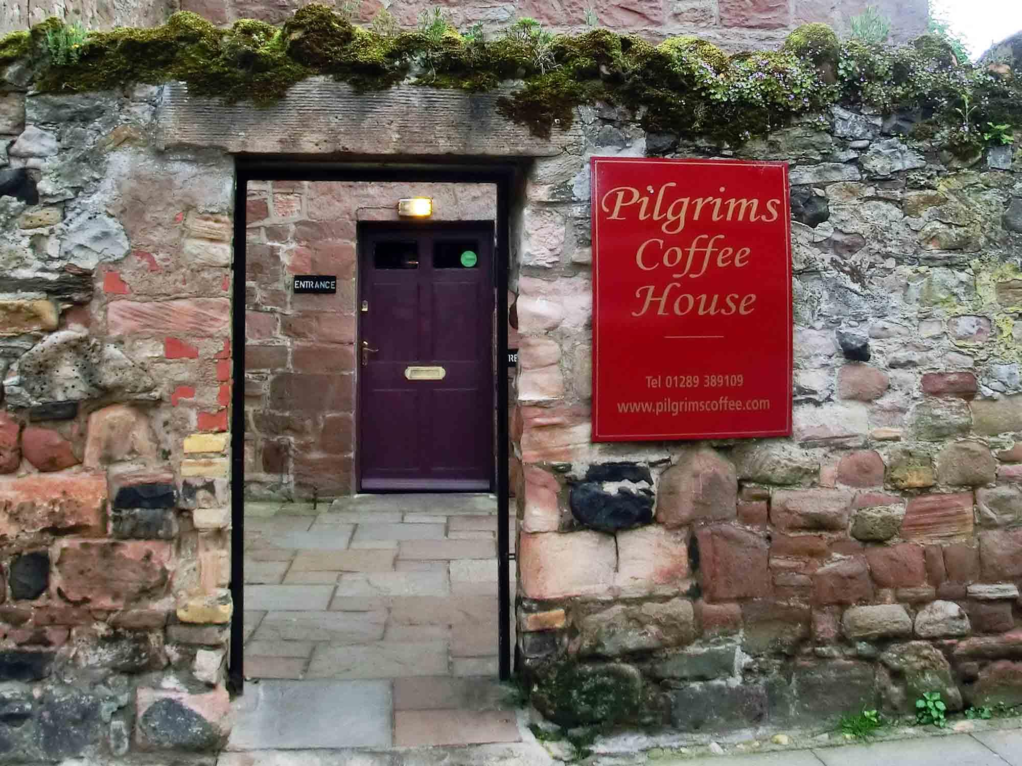 Pilgrims Coffee House The Holy Island Of Lindisfarne
