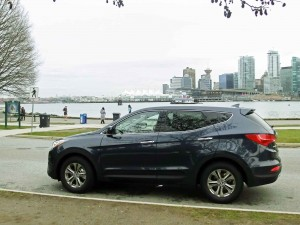 Avis Hire Car, Vancouver