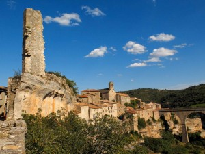 Fort in Minerve