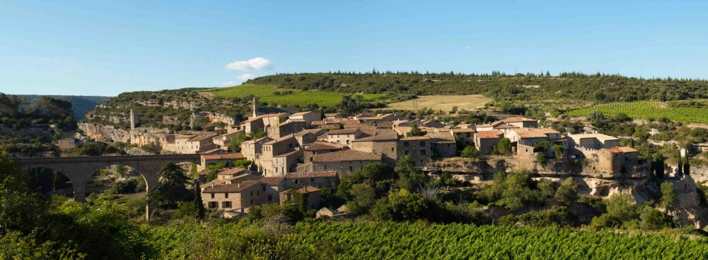 Languedoc - Historic town of Minerve
