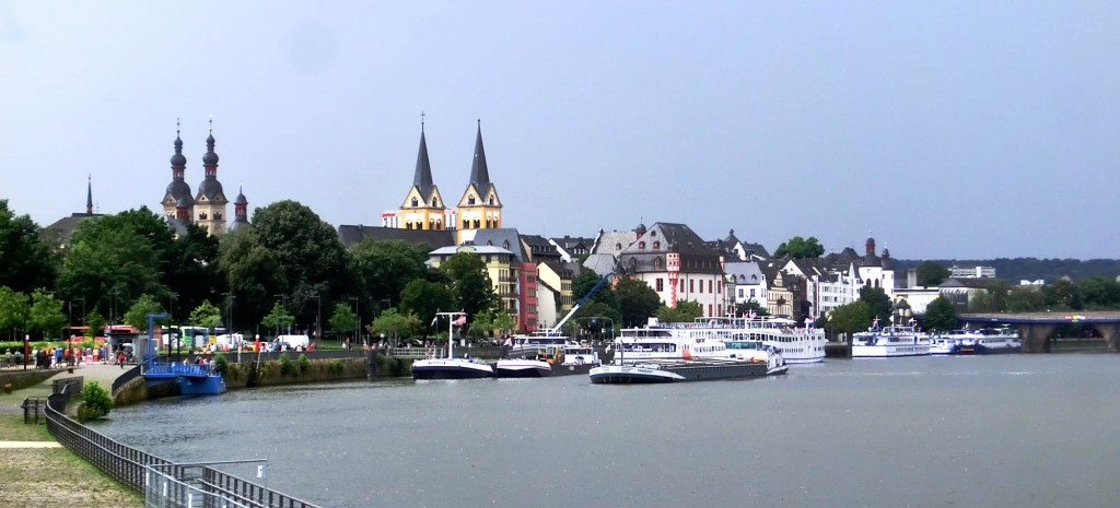 Along the Moselle