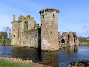 Caerlaverock Castle – Historic Scotland